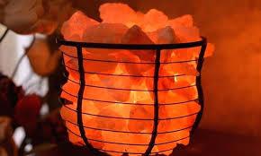 Salt Lamp Bed Bath Beyond Mesmerizing Himalayan Rock Lamp Himalayan Pink Salt Lamp Bed Bath And Beyond
