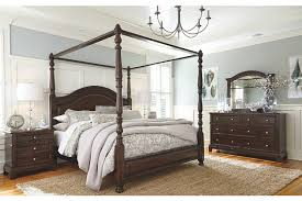 king size canopy bed ashley furniture.  Bed Lavidor King Canopy Bed Brown Large For Size Bed Ashley Furniture N