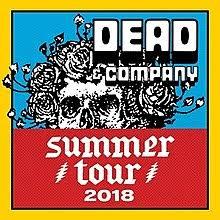 Dead 26 Company Summer Tour 2018 Revolvy
