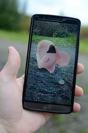 Bildresultat för pokemon go