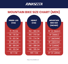 Fixed Gear Bike Frame Size Chart Bike Size Chart Infographic Get The Right Size In 2 Minutes