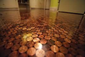 Penny Kitchen Floor Penny Floor On The Interior Collective The Interior Collective