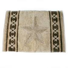 get ations better homes and gardens texas horse tufted bath rug