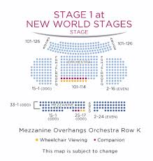 New World Stages Stage 1 Shubert Organization