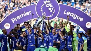 Chelsea fc celebration premier league trophy 2016/2017. Chelsea Celebrate Title Triumph