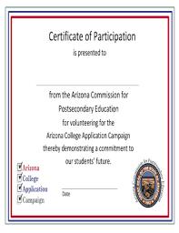 Volunteer Certificate Fillable Online Volunteer Certificate Of Participation Fax Email