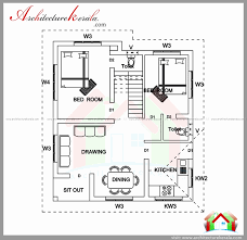 1200 square foot house plans bungalow 22 awesome 2 bedroom house plans kerala style 1200 sq