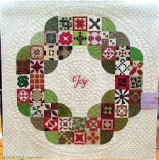 17 Best images about Christmas quilts on Pinterest | Fat quarters ... & Twelve days of Christmas Quilts: Christmas Jane Adamdwight.com