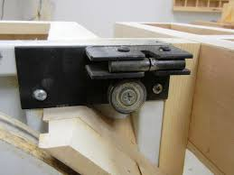 bandsaw blade guides. homemade band saw blade guides bandsaw