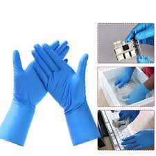 <b>100pcs disposable latex</b> rubber <b>gloves</b> household cleaning ...