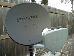 direct tv dish size black mini hd directv satellite dish youtube