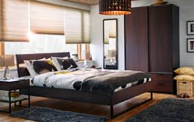 Camere Da Letto Moderne Uomo : Galleria di idee per la camera da letto ikea