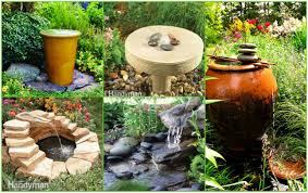 Small Picture Backyards Chic Water Fountain Outdoor Ideas 8 Garden Fountains