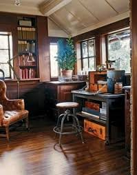 home office library furniture. Beautiful Home The Steampunk Home Dark Wood Industrial Antiques Science And Leather   What More Could You Want  Furniture Architecture Pinterest Wood  In Home Office Library F