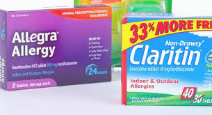 Allegra vs. Claritin: What's the Difference?