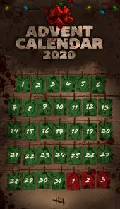 By using the new active dead by daylight codes, you can get some free dbd blood points. Advent Calendar 2020 Official Dead By Daylight Wiki
