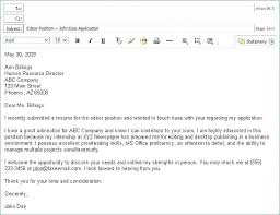 Sample Letter To Send Resume Send Resume By Email Email Samples For Sending Resume Send Resume