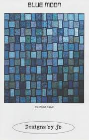Blue Moon Quilt Pattern Designs by jb DIY Quilting Sewing & Like this item? Adamdwight.com