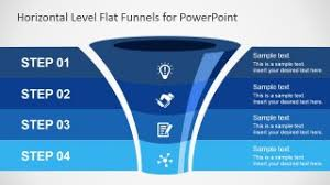 Funnel Powerpoint Template Free Free Flat Funnel Powerpoint Template Slidemodel