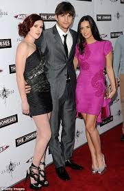 Ashton free lesbian moore movie