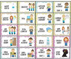 Chore Clipart Classroom Chore Classroom Transparent Free