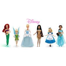 MỚI 2021 Bộ Sưu Tập Búp Bê Các Nhân Vật Trong Phim Hoạt Hình Disney Classic  Set 1 giá cạnh tranh
