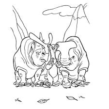 Leuk Voor Kids Ice Age Kleurplaten