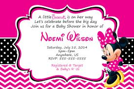 free minnie mouse invitation template minnie mouse baby shower invitations free invitations kohler revel