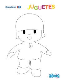 Small Picture Dibujos para colorear pocoyo eshellokidscom