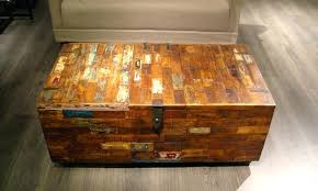 wood trunk coffee table stunning wooden trunk coffee table elegant chest coffee table for solid wood