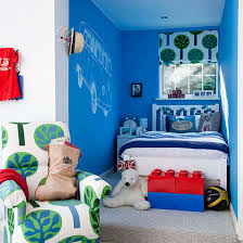 boys bedroom furniture ideas. Boys\u0027 Bedroom With Campervan Motif And Lego Storage Boys Furniture Ideas I