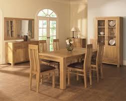 light oak dining room sets inspirations oak dining room furniture sets