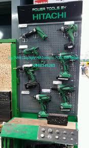 Máy khoan bắt vít dùng pin 14V HITACHI DS14DVC - may-khoan-bat-vit -dung-pin-14v-hitachi-ds14dvc - -