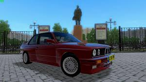 All BMW Models 91 bmw m3 : City Car Driving :: Topic: BMW M3 E30 1991 - 1.2.5 (1/1)