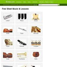 8notes Piano Chord Chart Free Sheet Music On 8notes Com Pearltrees