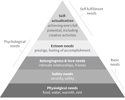 Maslow Hierarchy Of Needs Maslows Hierarchy Of Need Psychology Myth Busting 1 Joe