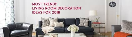 most trendy living room decoration