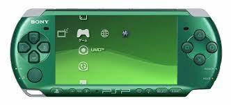 Máy PSP 2000 Hack Full Green Playstation Portable - ShopMayGame.Com