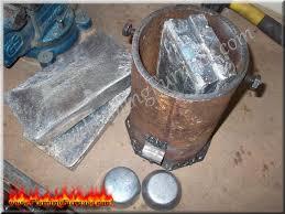 A Homemade Backyard Metalcasting