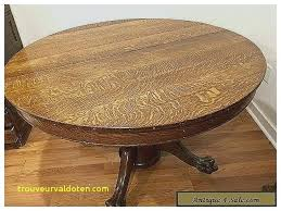 used round dining table used round dining table for fresh antique oak round dining table
