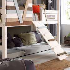 Bambini treehouse alto letto a castello ragazzi in legno