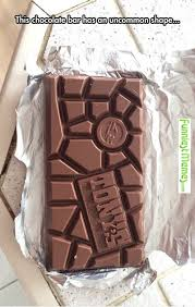 FunniestMemes.com - Funniest Memes - [This Chocolate Bar Has An ... via Relatably.com