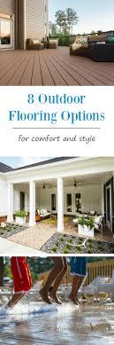 Flooring Design Outdoor 8 Outdoor Flooring Options For Style Comfort Flooringinc