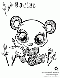 Lps Christmas Coloring Pages Littlest Pet Shop Coloring Pages Lps ...