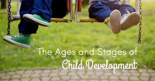 the ages and stages of child development mini