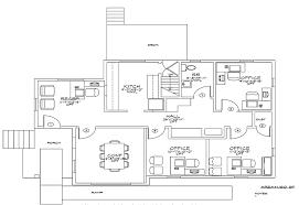 Beautiful Design Floor Plans With Building Plans Office Space Plan Floor Plan Office