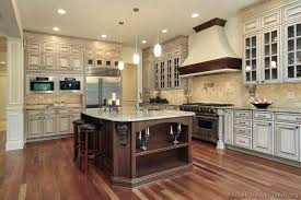 perfect two toned kitchen cabinets with pictures of kitchens traditional two tone kitchen cabinets