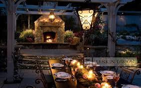 outdoor terrace lighting. Outdoor Dining Table Lighting Traditional-garden Terrace U