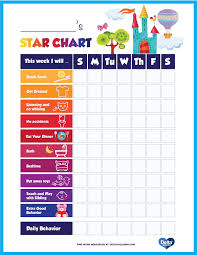 Toddler Good Behavior Sticker Chart 15 Bugs Printable Reward Chart Toddler Sticker Reward