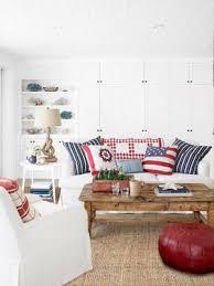 living room red blue living room